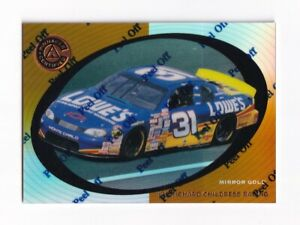 1997 Pinnacle Certified MIRROR GOLD #48 Mike Skinner's Car BV$2! SUPER SCARCE!