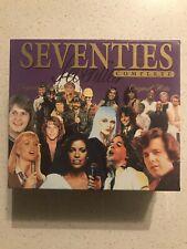 SEVENTIES COMPLETE - 5 CD BOX SET - LIKE NEW (MINT)