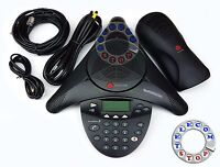 Polycom Soundstation 2 Conference Phone - Inc Warranty  - Free P&P