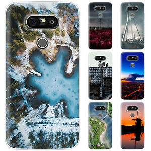 Dessana Holland Tour Silicone Protective Case Pouch Cover For LG
