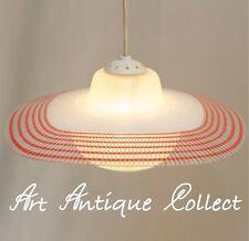 Mid Century Diseño Moderno Fifties Lámpara Años 50 Cubrir Lámpara Luz Rockabilly