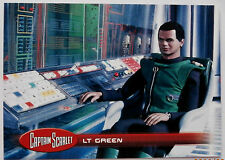 CAPTAIN SCARLET - Individual Trading Card #43, Lieutenant Green - Unstoppable