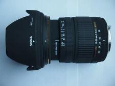PENTAX Fit SIGMA 18 - 50 mm f2.8 EX DC Macro AF Lens 18-50 mm 2.8