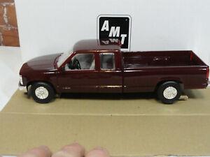 VTG AMT/Ertl 1995 Chevrolet C-1500 DARK GARNET Pickup 1/25 Promo Plastic~NOS