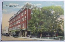 1919 POSTCARD THE SAN JUAN HOTEL ORLANDO FLORIDA UNPOSTED