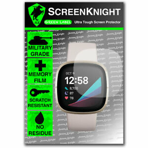 Screen Protector - For Fitbit Sense - PACK OF 3 - Screenknight
