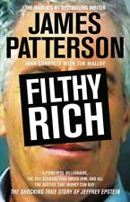 Filthy Rich, Hardcover by Patterson, James; Connolly, John; Malloy, Tim (CON)...