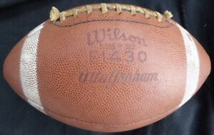 Otto Graham Wilson F1430 Football Official Size/Weight