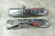 03 Suzuki SV 1000 SV1000 Yoshimura muffler pipe exhaust
