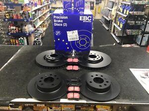 EBC GD Rear Brake Discs 264mm for Vauxhall Astra Mk5 H 1.9 TD 150bhp 04-05 GD901