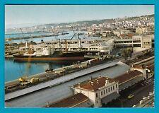 Algeria Algérie Alger la Blanche la gare et le port nice stamps
