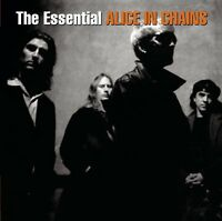 ALICE IN CHAINS (2 CD) THE ESSENTIAL ~ JERRY CANTRELL~LAYNE STALEY ~ 90's *NEW*