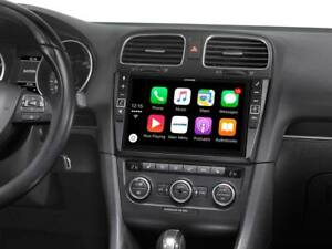 """Alpine i902D-G6 CarPlay & Android Auto - Touch Screen 9"""" for VW Golf 6 VI"""