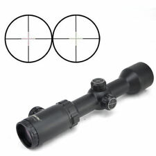 Visionking 1.5-6x42 Rifle scope 30 mm Illuminated Riflescopes Sight Hunting