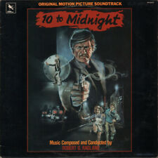10  TO MIDNIGHT by Robert O.Ragland VINTAGE 1983 BLACK VINYL Preowned Excellent