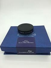 Reino Unido Tienda! cameraplus ® s-pro1 Mc Nd 3.0 Filtro 10 paradas 52mm + protección Tapas
