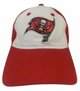 NEW ERA 9FORTY TAMPA BAY WOMEN'S BUCCANEERS HAT CAP RED WHITE NFL TOM BRADY