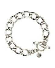 New Juicy Couture Starter Link Bracelet  New In Gift Box