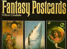 POSTCARDS : Fantasy Postcards-OUELLETTE