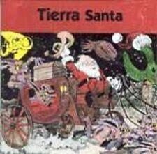 TIERRA SANTA (CD,2002) NEAR MINT/MINT - RARE- FREE SHIPPING -