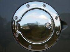 Chrome Locking Gas Fuel Door 2000-2006 Chevy Tahoe