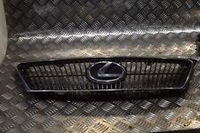 Lexus IS II 220 D FRONT GRILLE  AND EMBLEM LOGO 212 52711-53010