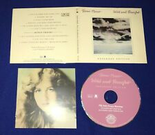 RARE OOP Teena Marie Wild and Peaceful CD EXPANDED EDITION Hip-O Select 2005