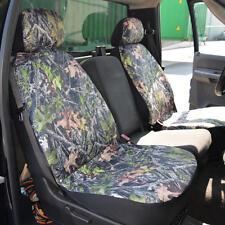 Camo Seat Covers for Auto Truck SUV - Camouflage Design