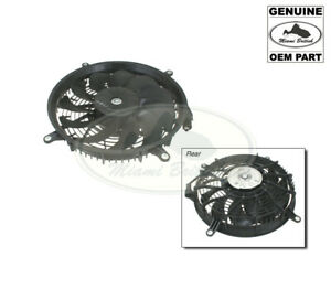 LAND ROVER AC AIR CONDITIONED CONDENSER FAN BLADE DISCOVERY 2 II JRP100000 OEM