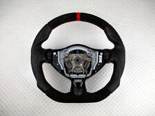 NISSAN 370z Z34 JUKE Lenkrad Daumen abgeflacht Seitenprofile Dicker Wheel Volant
