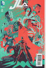 Justice League Of America #2 JLA HITCH 1:25 1ST PRINT Variant Cover C