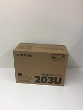 SAMSUNG MLT-D203U MLTD203U Genuine, Original Toner Cartridge 15k yield