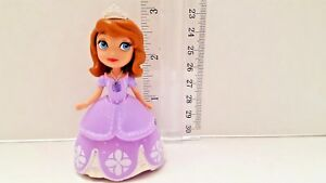 "Disney Princess Junior Sofia the First Doll #1 Believe in Yourself 3"" Figurine!"