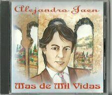 Alejandro Jaen Mas De Mil Vidas Latin Music CD New