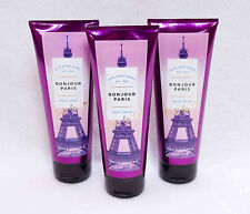 Bath & Body Works Bonjour Paris Ultra Shea Body Cream Set of 3