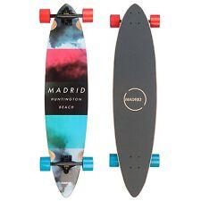 "Madrid Longboard - Cloud Blunt 38"" - Carving Board"