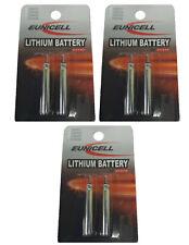 ☀️☀️☀️☀️☀️ 6 Batterien CR435 3V ( 3 Blistercard a 2 Batterien )YAD LED POSE Euni