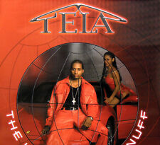 Tela 2000 The World Ain't Enuff Rap-A-Lot Records Official Promo Poster