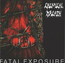 Chemical Breath ‎– Fatal Exposure CD NEW
