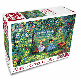 Hobby Home Animation Anne Of Green Gables Jigsaw Puzzle 500 Pieces Apple Orchard