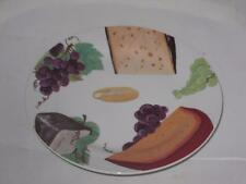 BIA Cordon Bleu Vin Fromage Salad Plate (s) Cheese Grapes