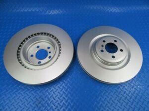 Rolls Royce Ghost rear brake disk rotors TopEuro #8532