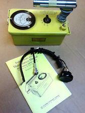 Rebuilt-Calibrated-Radiation Detector Vic 6B CDV-700 Geiger Counter - Life Warr