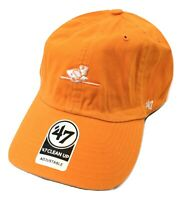 '47 Brand Mens Tennessee Volunteers '47 Cleanup Strapback Dad Hat Cap New