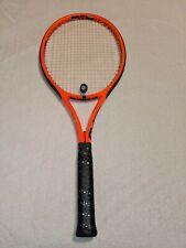 Orange Volkl Organix 9 Super G Tennis Racquet 310g 10.9oz 27in 18x20 98in2 4 1/2