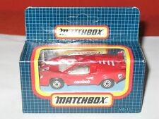 MATCHBOX LAMBORGHINI COUNTACH CAR MB 11F-14 (MIB)