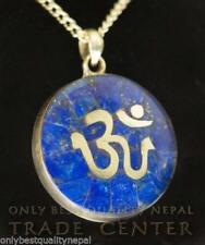 Collares y colgantes de joyería colgante de lapislázuli