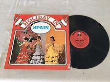 PACO DE CORBODA HOLIDAY IN SPAIN 1973 AUSTRALIAN RELEASE LP