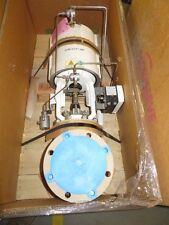 """6"""" Flowserve Valtek MK1 150# WCC Globe Control Valve Logix 520MD Postioner NEW"""