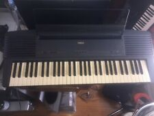 Yamaha YPR-20  Keyboard portable piano 61 key Tested Works Perfectly Music Stand